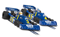 C4084A Scalextric Tyrrell P34 1976 Twin Pack