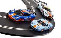 C4109A Scalextric Gulf Triple Pack ROFGO collection