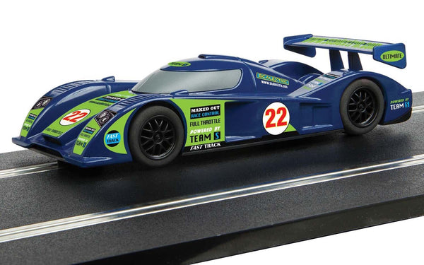 C4111 Scalextric Start Endurance Car Blue