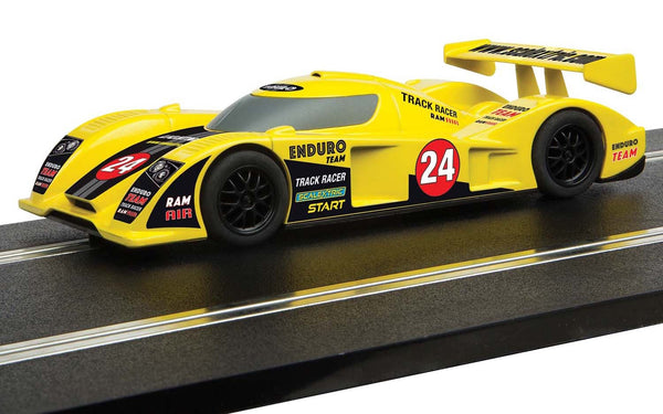 C4112 Scalextric Start Endurance Car Yellow