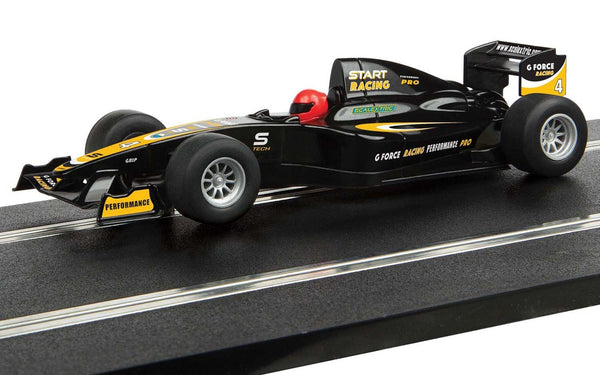 C4113 Scalextric Start F1 Racing Car Black