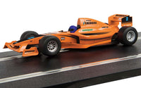 C4114 Scalextric Start F1 Racing Car Orange
