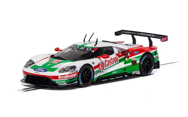 C4151 Scalextric Ford GT GTE Castrol
