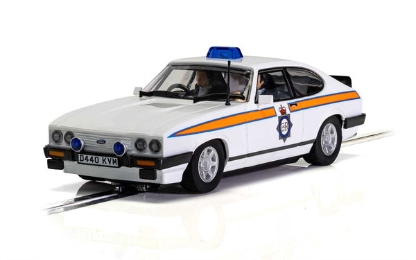 C4153 Scalextric Ford Capri Mk3 Greater Manchester Police
