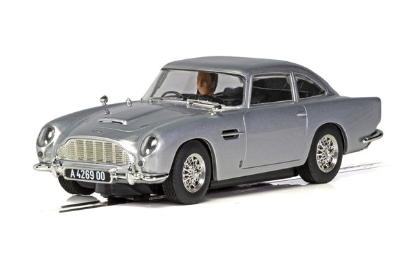 C4202 Scalextric Aston Martin DB5 - James Bond 'No Time To Die'