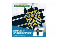 C8210 Scalextric Straight Crossover 90°