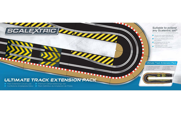 C8514 Scalextric Ultimate Track Extension Pack