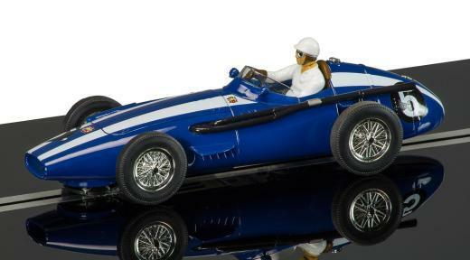 C3481A Scalextric Shelby Maserati 250F British GP 1958