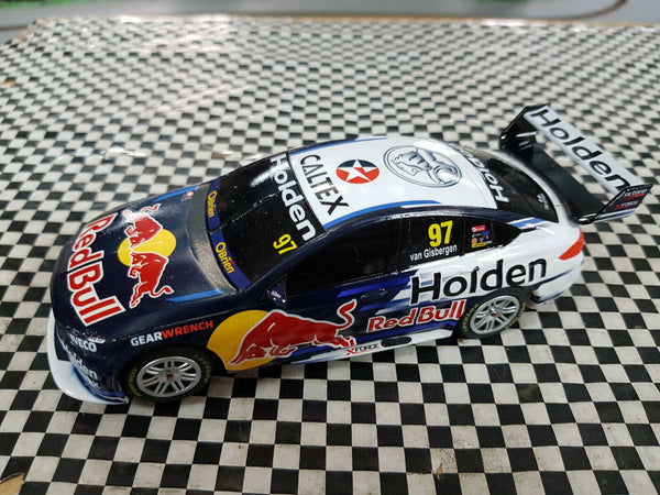 C1400A Scalextric Holden Commodore van Gisbergen #97