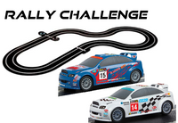 SW09 Rally Challenge with lap counter