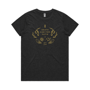 Women's Celestial Tee - Heather Asphalt