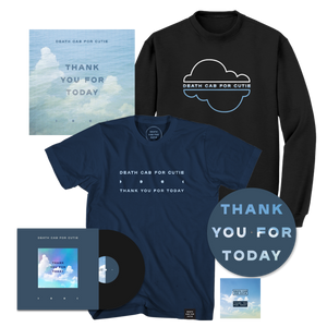 Thank You for Today Deluxe Bundle - Black Vinyl