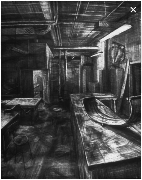 Sculpture Studio ©1999 Brent Holland at Studio Holland Art