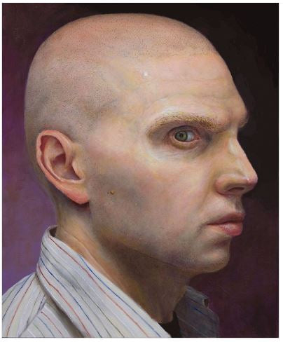 Self Portrait X by Brent Holland at Studio Holland Art