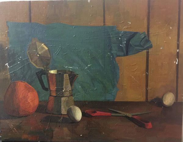 Still Life in Astoria by Brent Holland at Studio Holland Art
