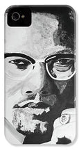 Load image into Gallery viewer, Malcom X - Phone Case