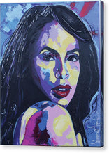 Load image into Gallery viewer, Aaliyah II - Spontaneous Realism - Canvas Print