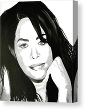 Load image into Gallery viewer, Aaliyah - Canvas Print