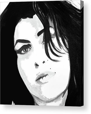 Amy Whinehouse - Acrylic Print