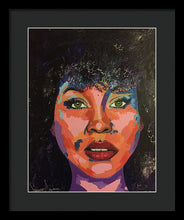 Load image into Gallery viewer, Badu - Framed Print