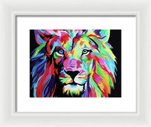 Load image into Gallery viewer, Pride - Framed Print