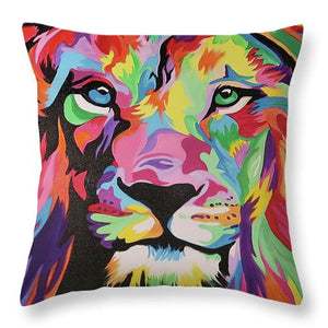 Pride - Throw Pillow