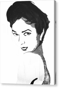 Dorothy Dandridge - Canvas Print