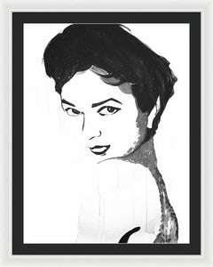 Dorothy Dandridge - Framed Print