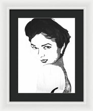 Load image into Gallery viewer, Dorothy Dandridge - Framed Print