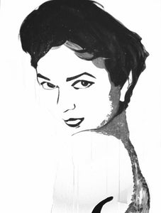 Dorothy Dandridge - Art Print
