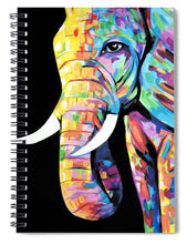 Load image into Gallery viewer, Eye of Wisdom - Spiral Notebook