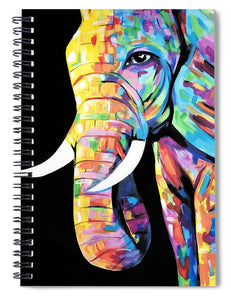 Eye of Wisdom - Spiral Notebook