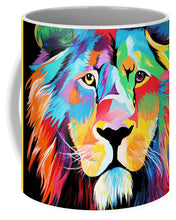 Load image into Gallery viewer, King Of Courage  - Mug