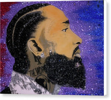 Load image into Gallery viewer, Nipsey - Canvas Print