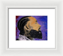 Load image into Gallery viewer, Nipsey - Framed Print