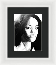 Load image into Gallery viewer, Rihanna - Framed Print