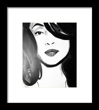Load image into Gallery viewer, Sade - Framed Print