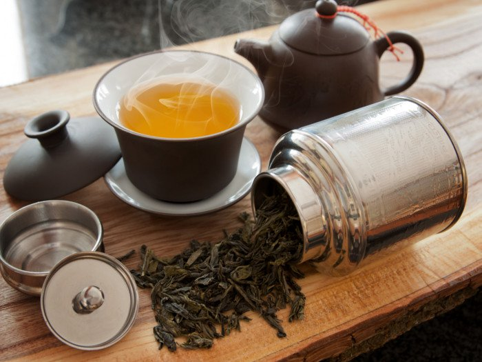 Burn Belly Fat With Oolong Tea