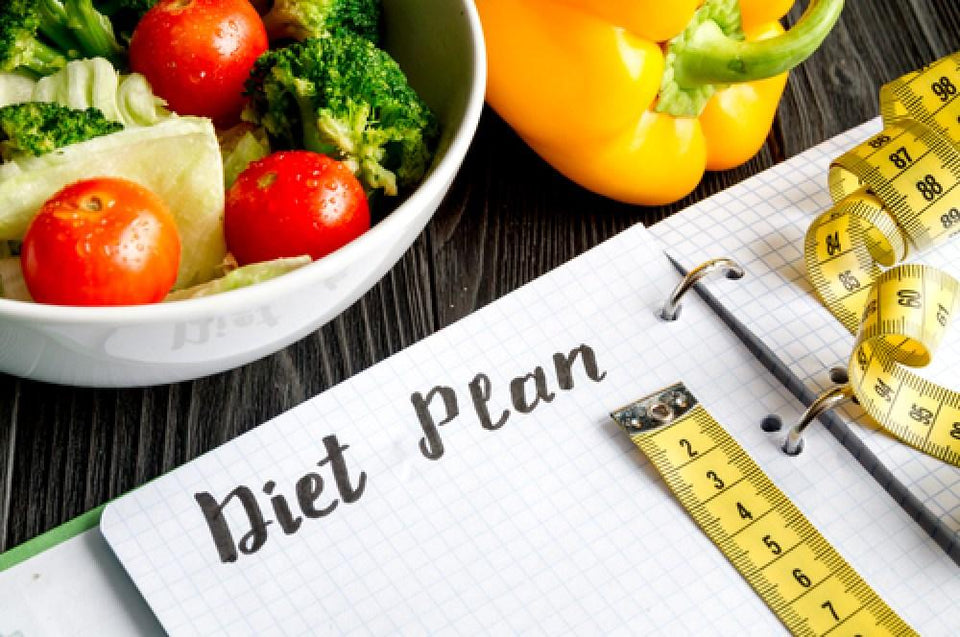 Customized Diet Plan for Weight Loss