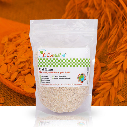 OAT BRAN - Improve Your Digestive System & Overall Health