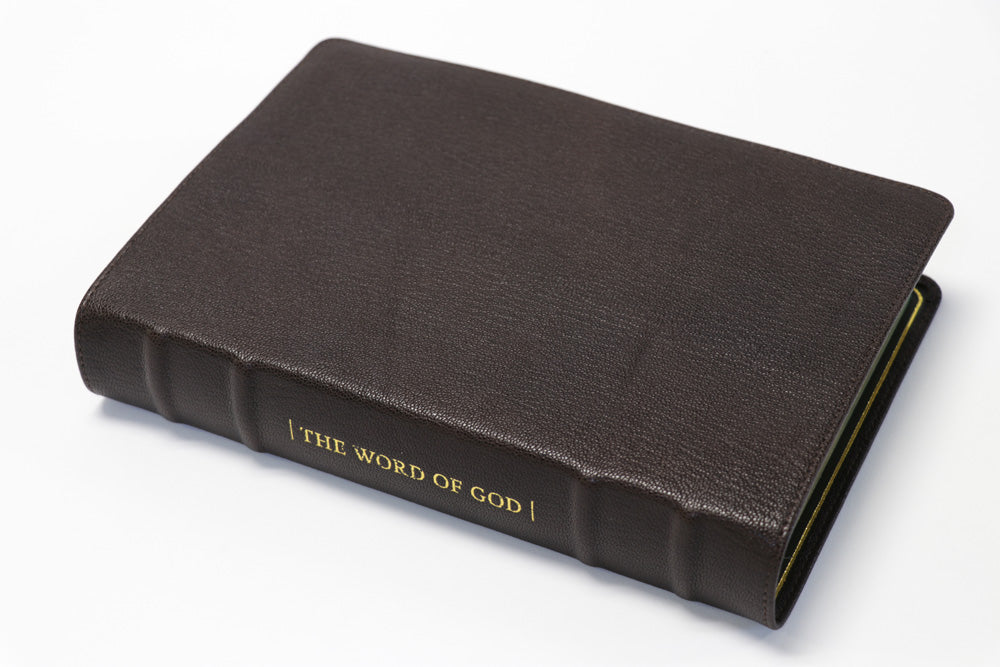 KJV Lion - Forest Pine - Premium Bible with illustrations from Gustave Dore