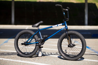 Nathan Williams Bike Check!