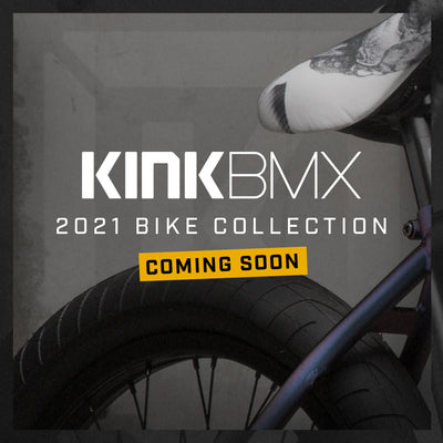 2021 Kink BMX Bike Collection Online Now!