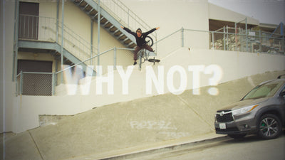 "Nathan Williams ""Why Not"" Raffle and Video Project!"