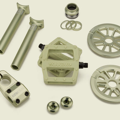 Matte Pale Mint Parts Available Now!