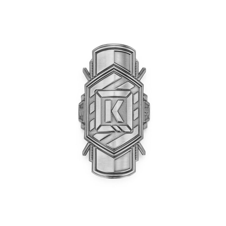 K-Brick Badge