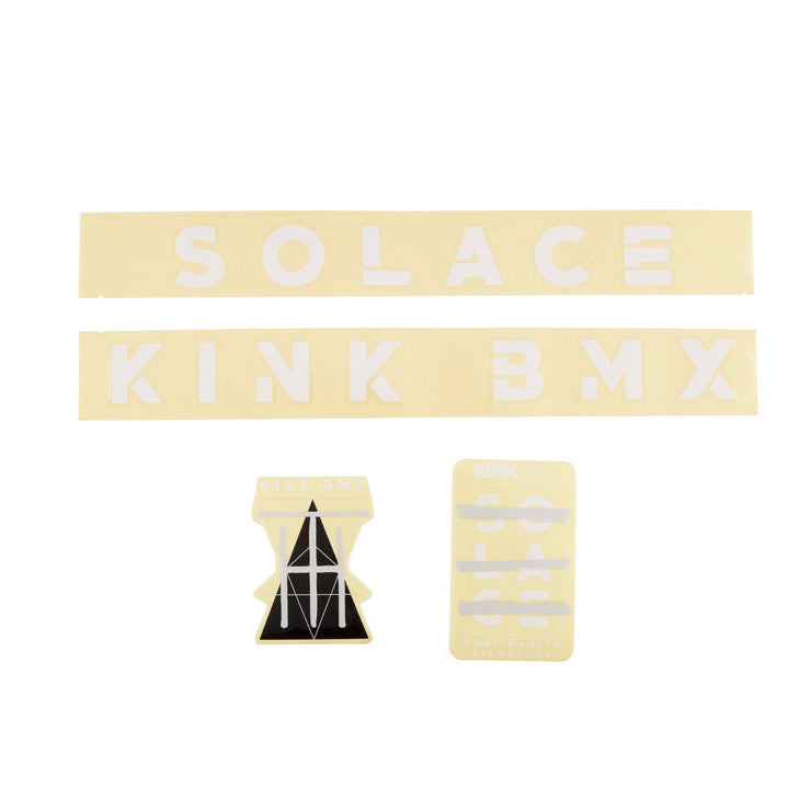 Solace III Frame Decal Kit