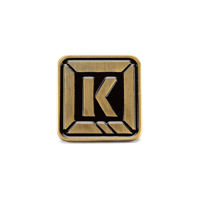 K-Brick Enamel Pin