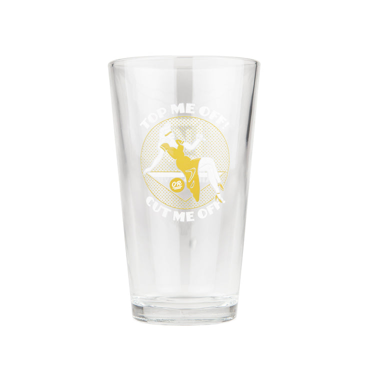 Series 2 Pint Glass