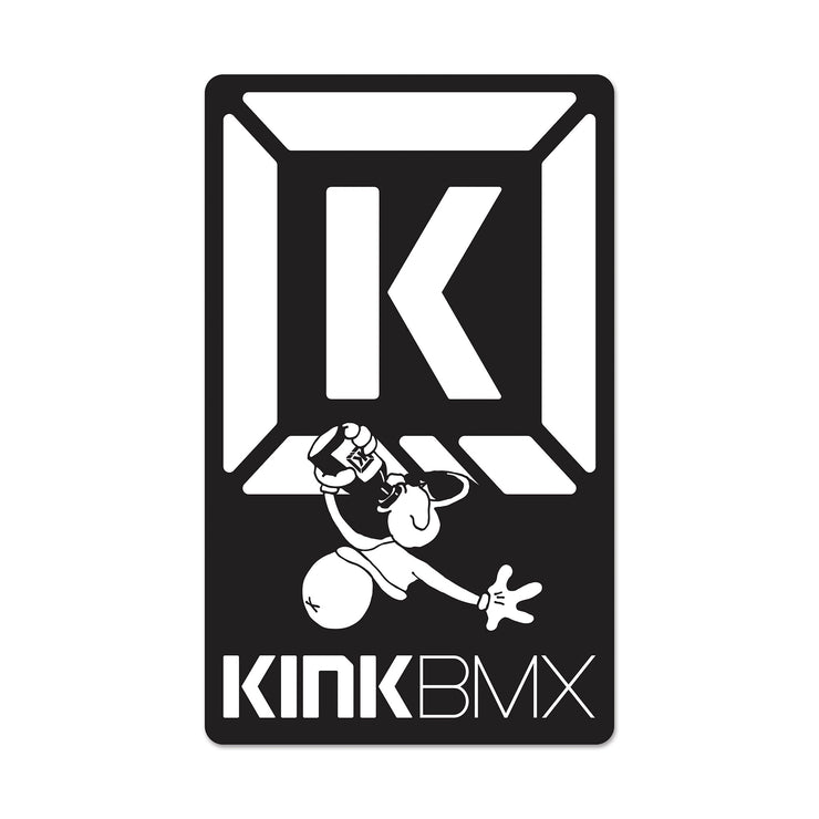 K-Brick Ramp Sticker